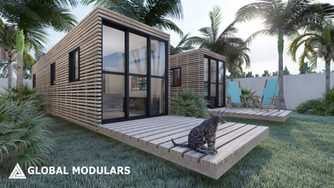 1C - 1 Container House