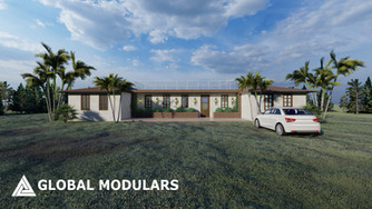 6C - 6 Container House