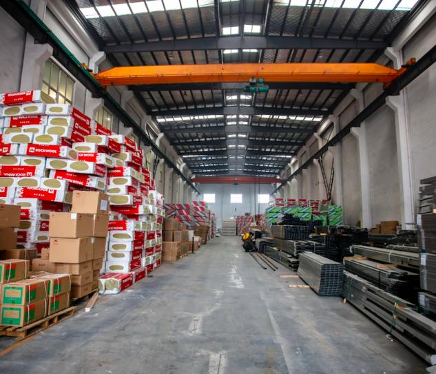 Global Modulars Production