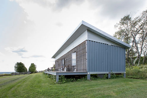 Shipping Container Homes by Steele House
