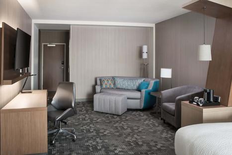 Modular Hotel Room