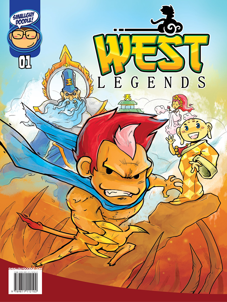 West Legends #1