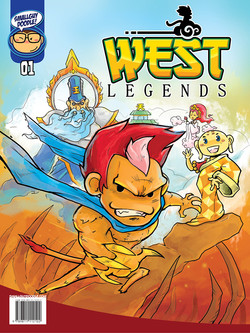 West Legends #1