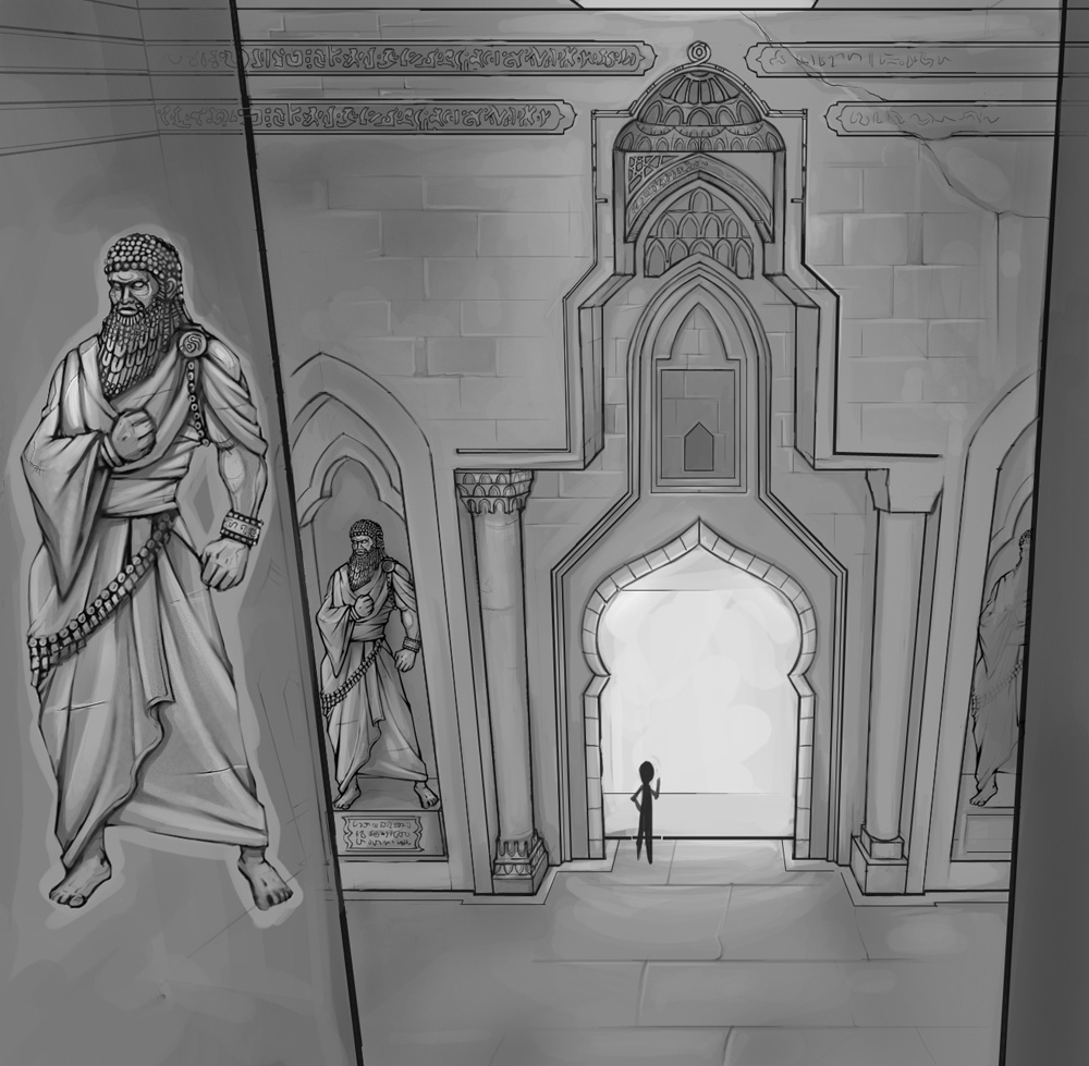 Prince of Persia Concept