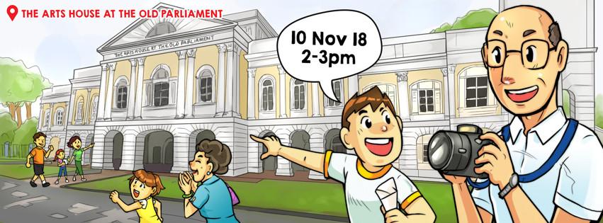 See you 10 Nov 18 at TAH!