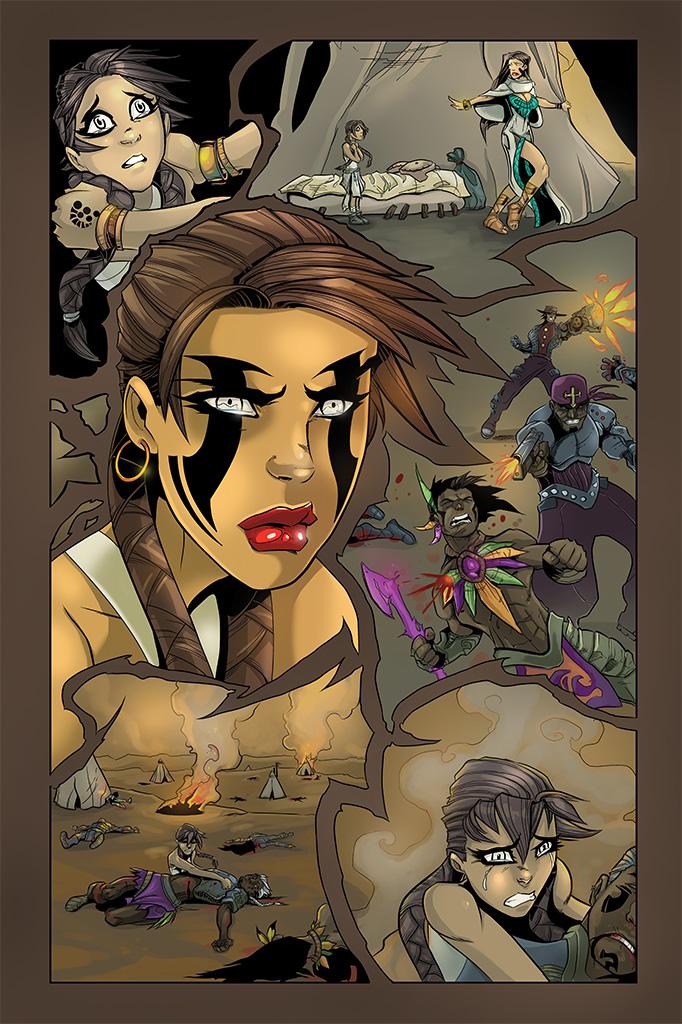 Death Rattler #3