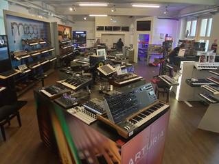 O Paraíso Dos Synths: Teste Todos Os Seus Sintetizadores Favoritos