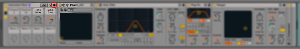 Voce pode salvar seus racks ja setados agrupando todos os componentes e clicando no disquete como mostra a imagem.