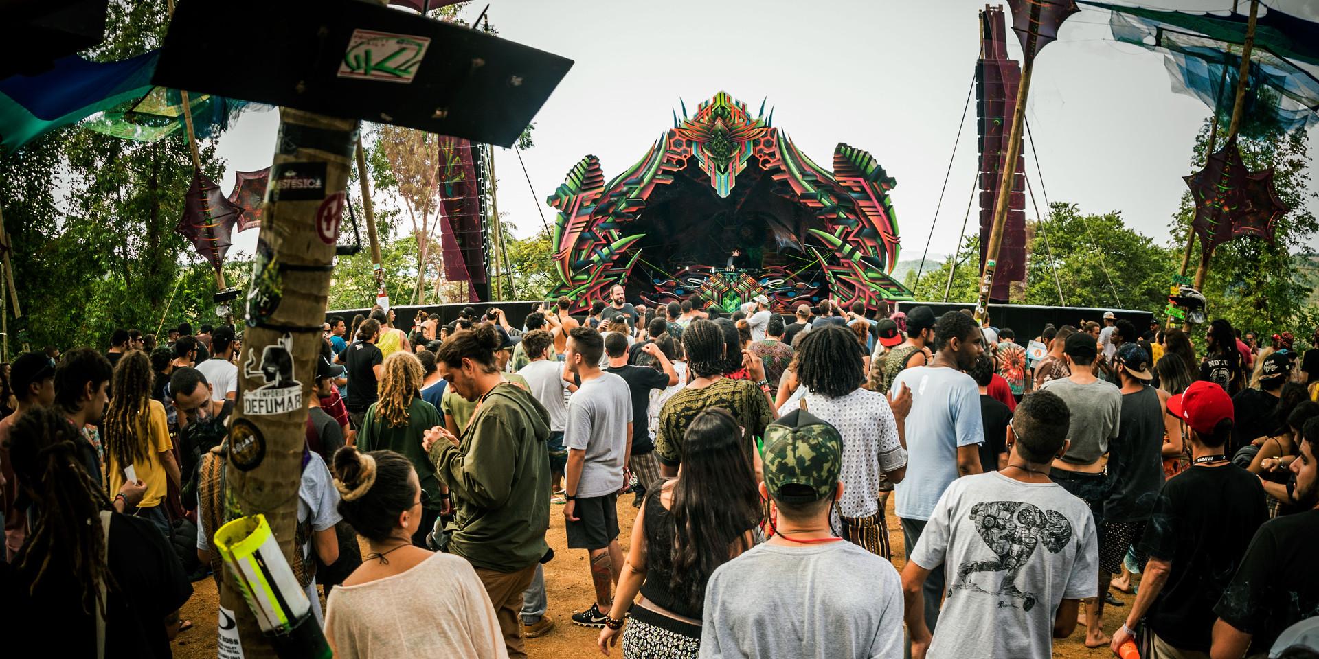 at Pulsar Festival 2017