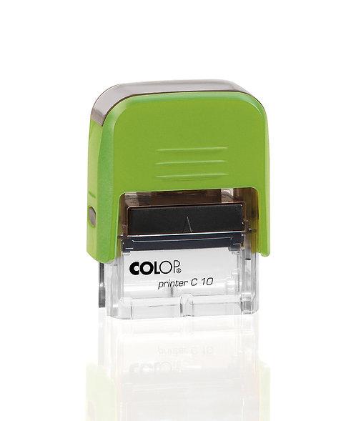 COLOP printer C 10 (10х27мм)