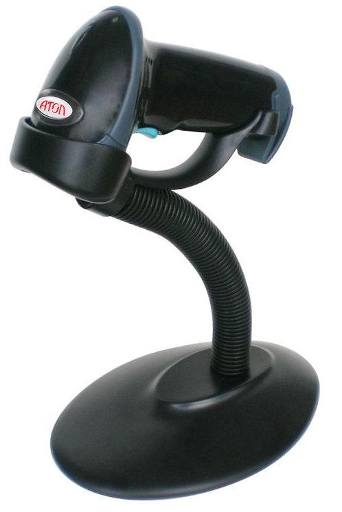 Сканер штрих кода АТОЛ SB 1101 с подставкой