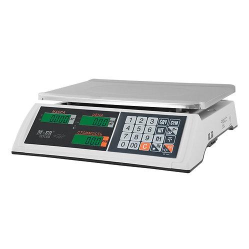 Весы торговые M-ER 327 AC LCD