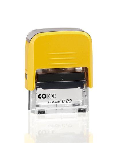 COLOP printer C 20 (14х38мм)