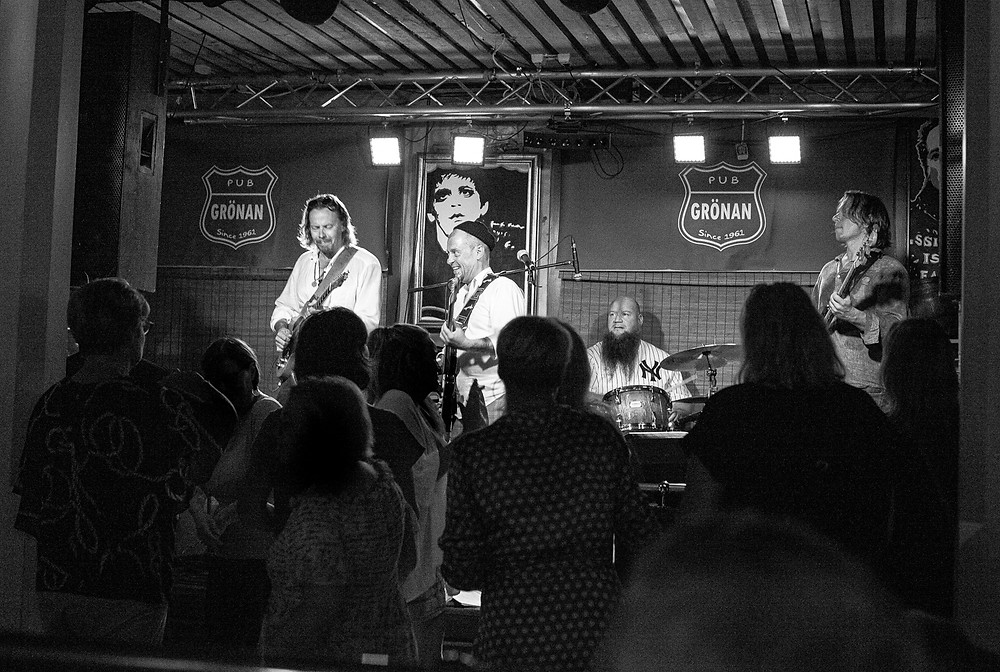 Sami Saari & HSJ Band
