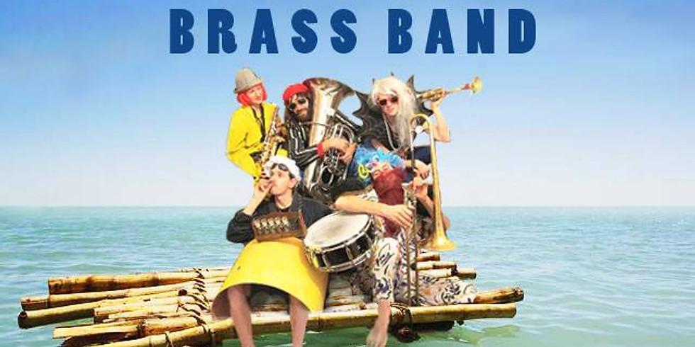 MUSTARD BRASS BAND (UK)