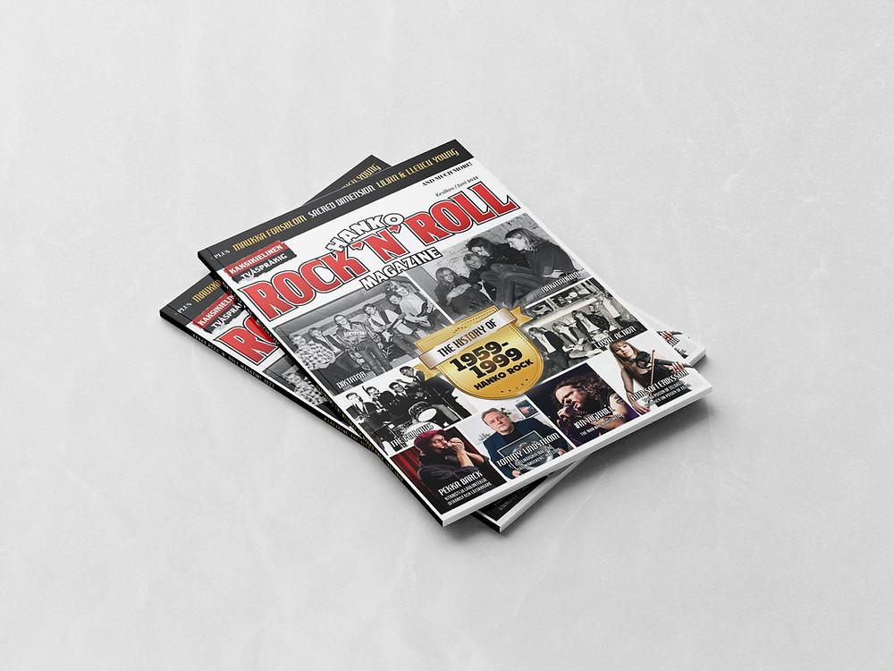 Hanko Rock Magazine, Pub Grönan