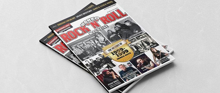 Hanko Rock 'N' Roll Magazine