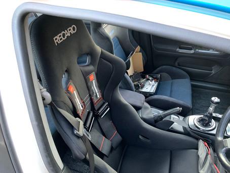 ランサーエボリューションGSR  VII  SPIRIT車高調OH