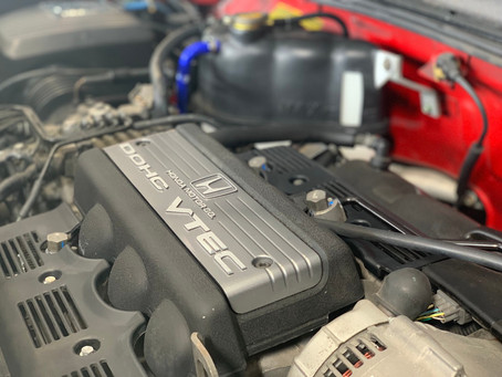 ホンダNSX NA1 冷却系ホース/燃料ポンプ/ガソリン配管交換