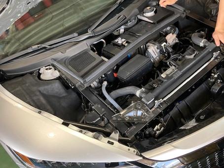 アキュラ NSX車検整備/スタビライザー交換