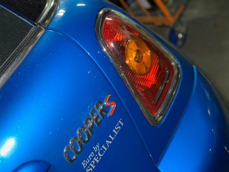 MINIクーパーS SPIRIT車高調SPEC-N+ 取付け