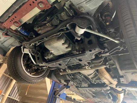 日産スカイラインGT-R32 SPIRIT+リジカラ取付け