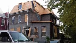 Roof Rebuild 4 Vreeland Terrace, Jersey City