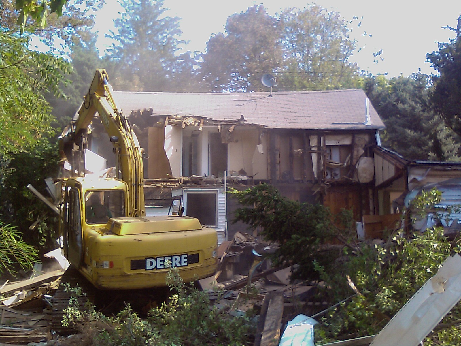 West Orange Complete Demolition of 1 Family House