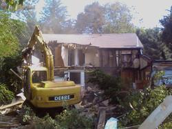 West Orange Complete Demolition of 1 Family House