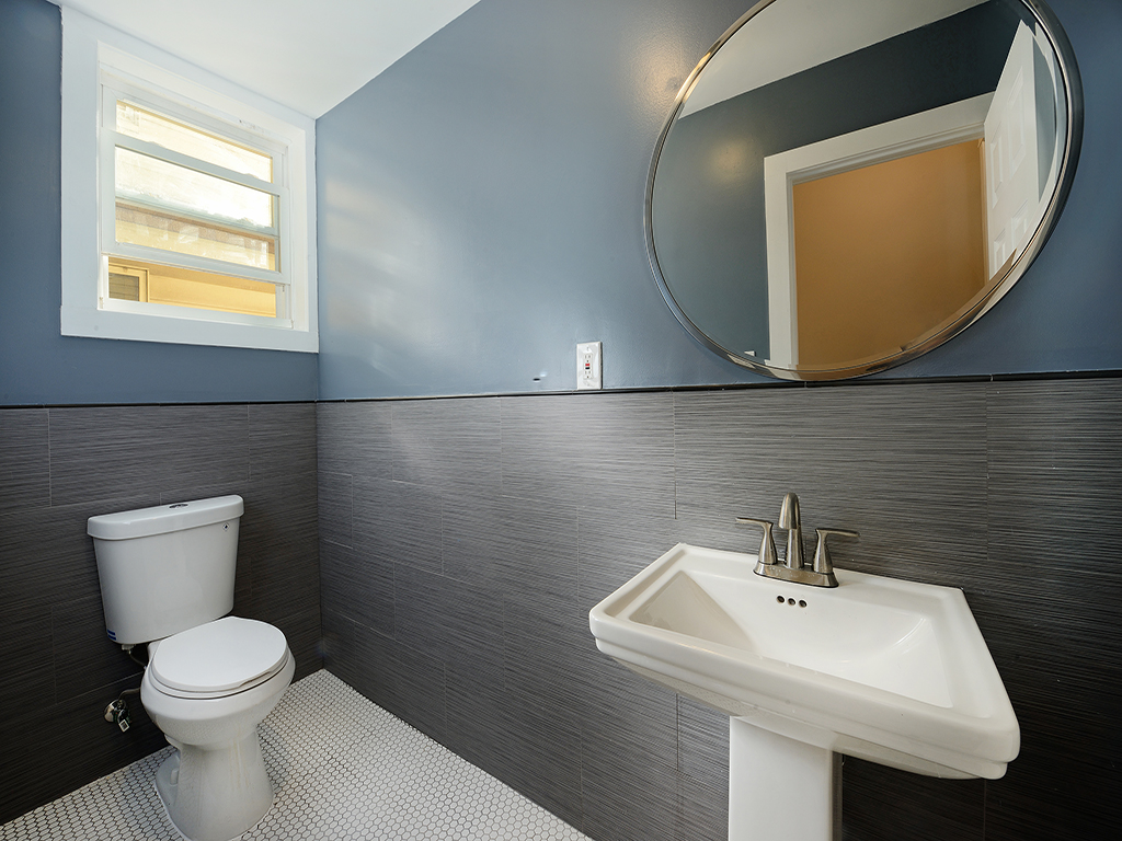136 West 57th St, Bayonne, Half Bathroom