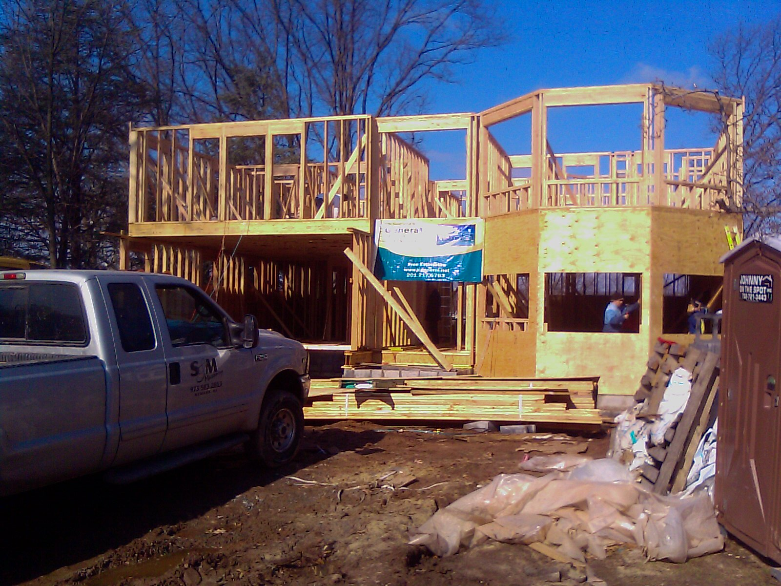 Knock Down Rebuild of New Construction 596 Mt Prospect Ave, Clifton NJ