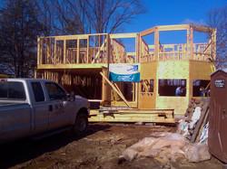 Knock Down Rebuild of New Construction 596 Mt Prospect Ave, Clifton NJ