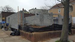 Concrete Foundation, 274 Lembeck Ave, Jersey City