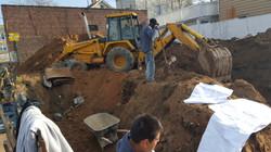 Concrete Slab Preparation, 274 Lembeck Ave, Jersey City