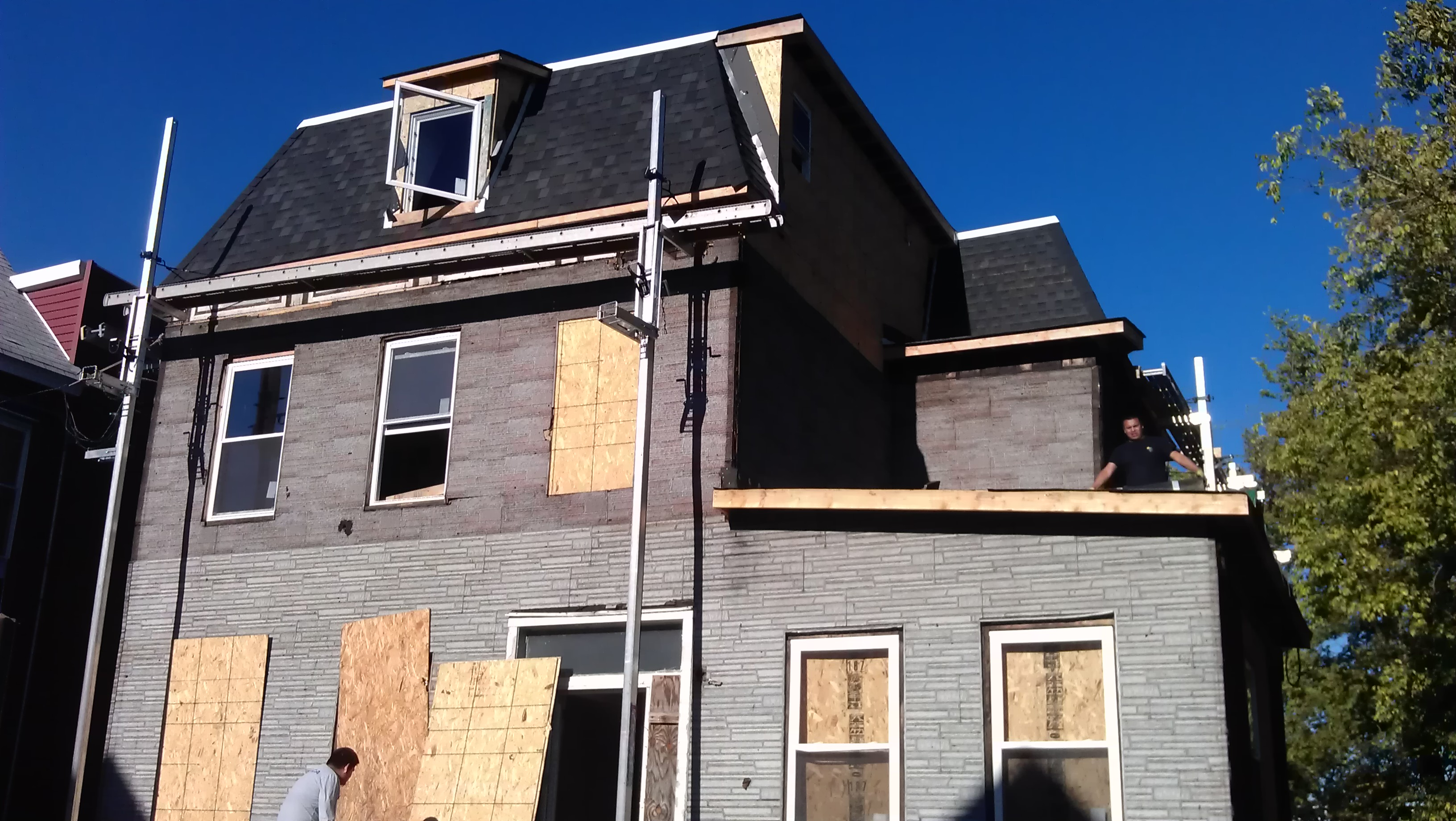 Siding Stripping, 4 Vreeland Terrace, Jersey City