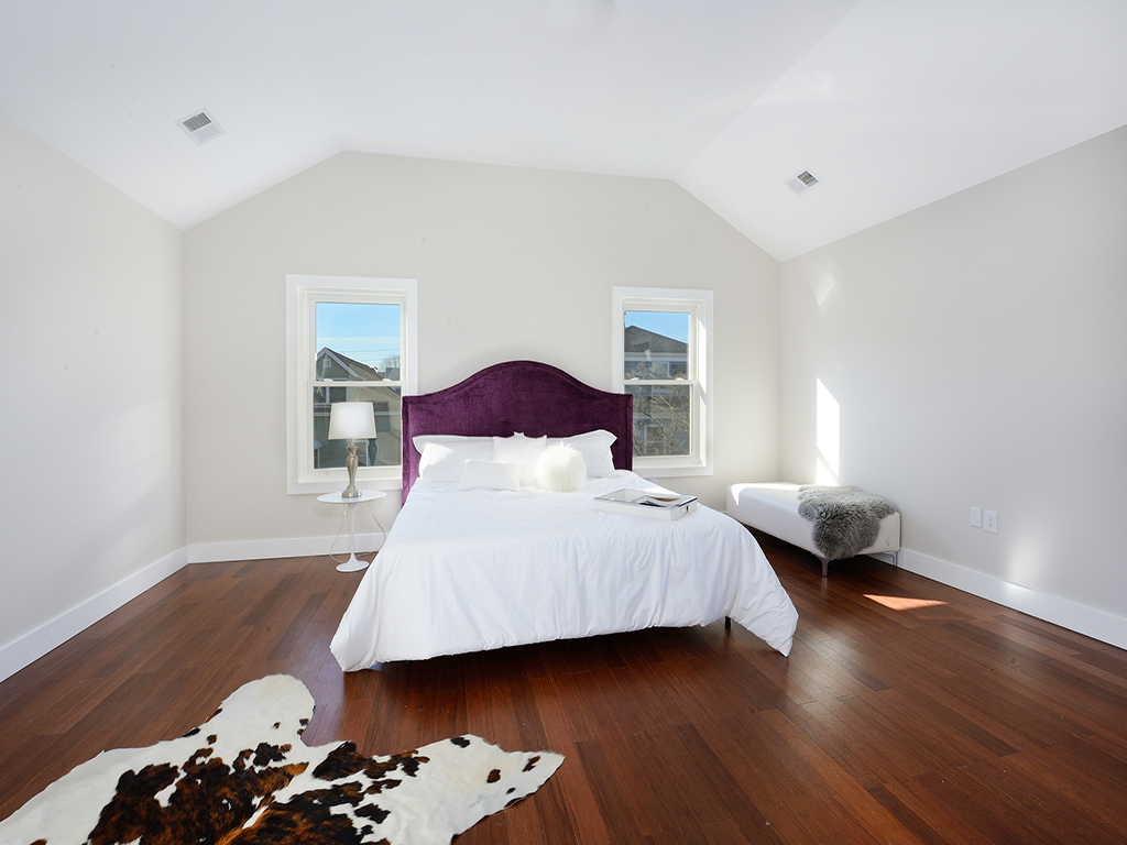 136 West 57th St, Bayonne, Master Bedroom Suite