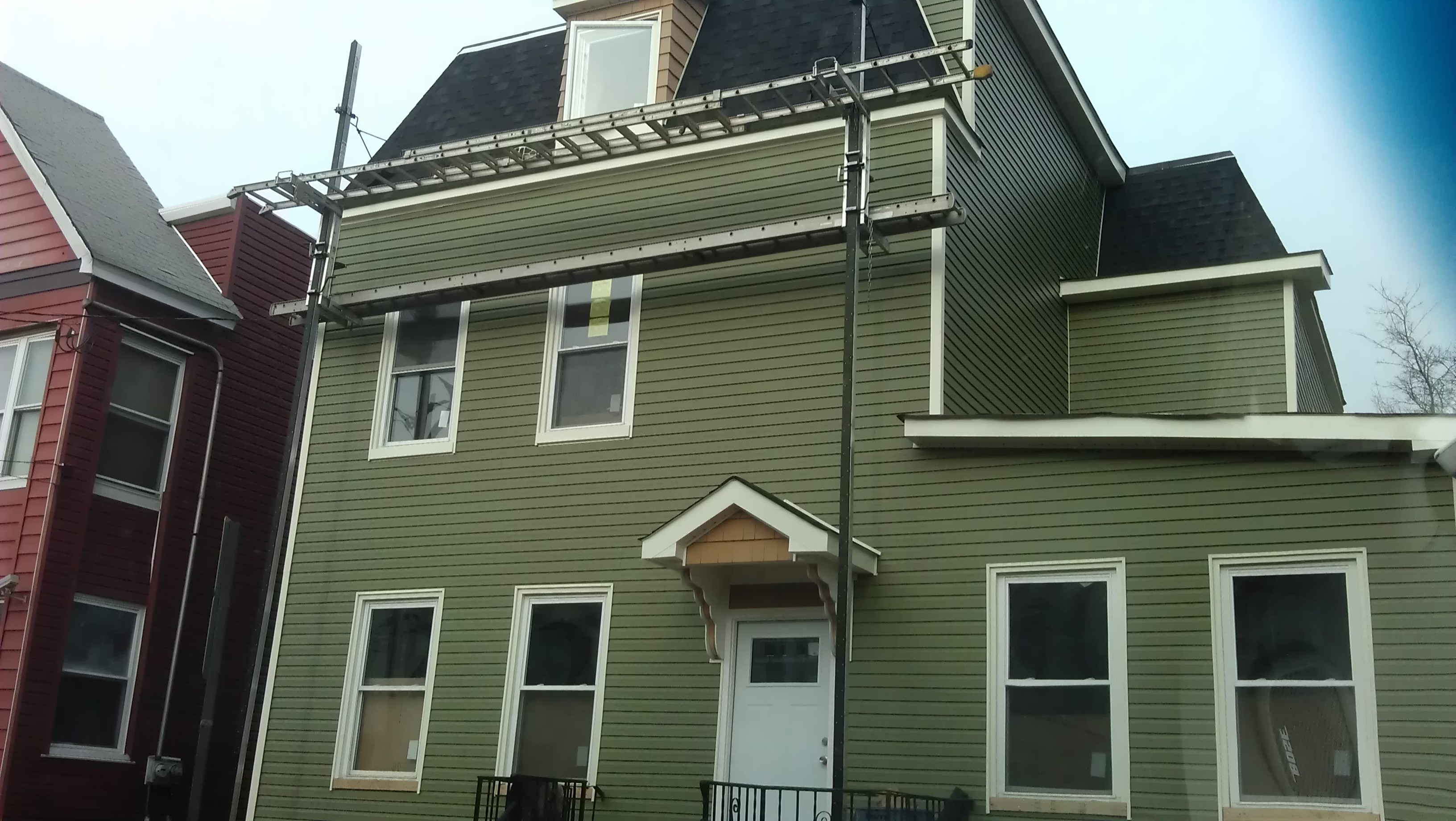 Siding Job 4 Vreeland Terrace, Jersey City, NJ