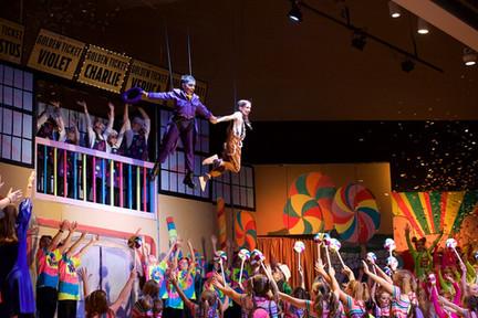 Willy Wonka Jr. Finale