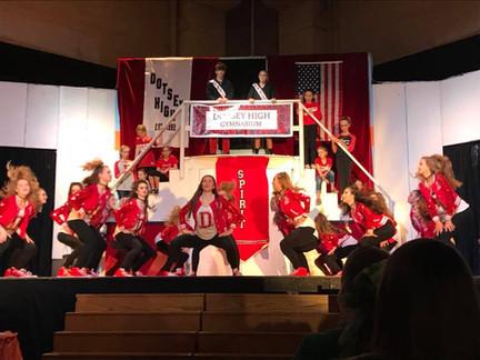 Cyrano de Burgershack Dance Team