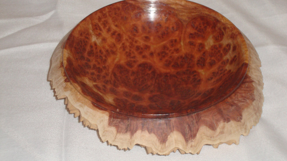 Red Mallee Burr