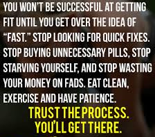 Do you have the patience to hang in until you get the results that you want?