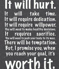 Take the First Step. You Are Sooo Worth It!