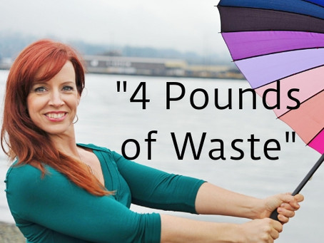 4 Pounds of Waste