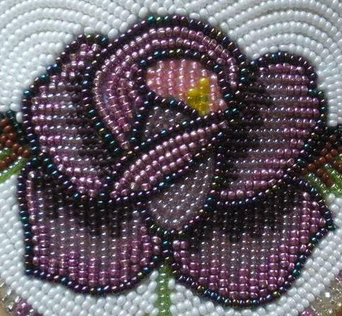 Seed Beads 10/0 - Purple