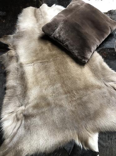 Caribou hide / rug