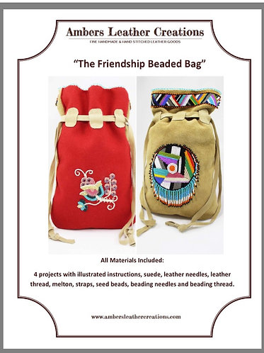 The Beaded Friendship Bag DIY