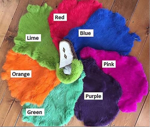 Rabbit Skins (colors)