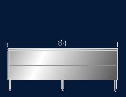 """30"""" x 7' ASEI-OB-3084"""
