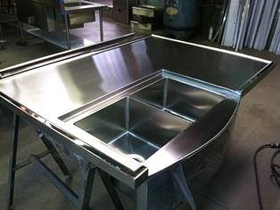 Custom Sinks