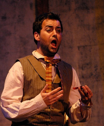 As Marcello in La Boheme